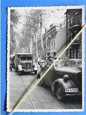 Foto PKW LKW Mercedes Benz Diesel  Wehrmacht in Utrecht