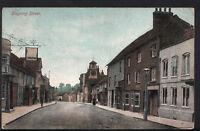 Sussex Postcard - Steyning Street, Steyning  RS2984