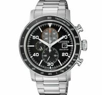 Citizen Eco-Drive Brycen Men's Chronograph Multi Dial 44mm Watch CA0641-59E