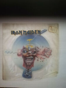 IRON MAIDEN - CAN I PLAY WITH MADNESS - 1988. - PICTURE DISC