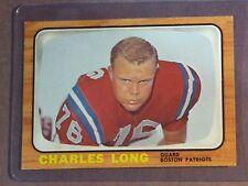 1966 Topps Charles Long #9 Patriots NM (002) (Inv#816cb)