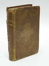 RARE 1873 THE NEW TESTAMENT HOLY BIBLE HC MINIATURE BOOK AMERICAN BIBLE SOCIETY