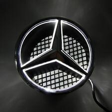 Sport Motors Car Led Front Grille Logo Emblem Light For Mercedes Benz Snap In (Fits: Mercedes-Benz)