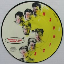 """MADNESS Tomorrows Just Another Day 1983 UK 7"""" VINYL PICTURE DISC IN CLEAR SLEEVE"""