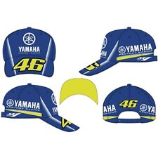 VR46 VALENTINO ROSSI CAP OFFICIAL HAT GENUINE BLUE VRFORTYSIX YAMAHA 313609