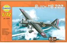 Bloch MB.200, French Bomber (1/72 model kit, Smer 0939)