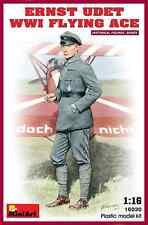 Ernst Udet As WW1 1/16 MiniArt