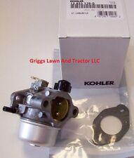 New Kohler OEM Carburetor 12853139 12853139-S