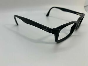 Ray Ban Designer Glasses Frames RB5178 2000 51mm 17mm 140mm Black