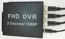 New Mini Fhd Dvr Recorder Hd 1080P Support Sd Card 128Gb Real time 2Ch Cctv Dvr