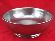 Juliska Pewter Stoneware Large Serving Bowl