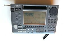 Sony LW/MW/SE/FM Stereo Receiver ICF-SW55 Radio