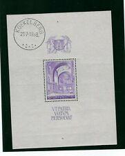 Belgique België  BL9** mnh** Basilique de Koekelberg     1938   cob € 25