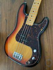 Yamaha Pulser Bass (Precision Bass), 1979 Vintage, Sunburst, Ash