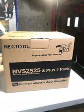 NEXTO DI NVS2525 & Plus 1 Pack for professionnal video cameras