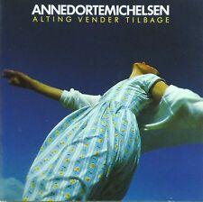 CD-Anne Dorte Michelsen-Alting vender tilbage - #a3183 - rar