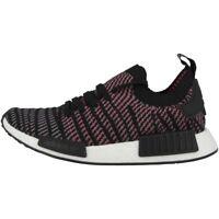 Adidas NMD_R1 STLT PK Primeknit Schuhe Herren Freizeit Sneaker core black CQ2386