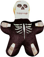 HALLOWEEN PLUSH Skeleton with Vinyl Head - FREE SHIPPING!