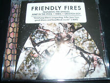 Friendly Fires Self-Titled (Australia) CD – Like New