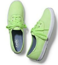 Keds Champs Lime Green Sneakers Shoes