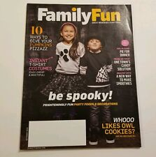 Family Fun - 2015, October - 10 Ways to Give Your Pumpkin Pizzazz, Party Foods