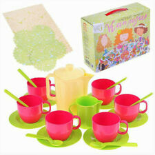 21 pcs Dolls Dishes Set Dinner Dollhouse Tableware