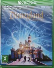 Disneyland Adventures For XBOX One (New & Sealed)