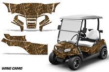 Golf Cart Graphics Kit Decal Sticker Wrap For Club Car Onward 2 Passenger WING