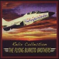 THE FLYING BURRITO BROTHERS - RELIX COLLECTION BEST OF (NEW & SEALED) Rock CD