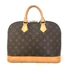 100% Authentic Louis Vuitton Monogram Alma Tote Hand Bag Purse /30151