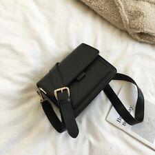 Flap Crossbody Messenger Small Fashion Handbag Pu Leather Shoulder Mini Purse