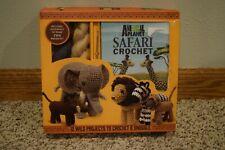 New Animal Planet Safari Crochet Kit 2018