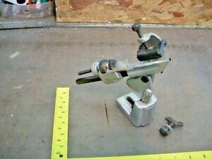 Vintage Craftsman Drill Bit Grinding Attachment 9-6677 EX++ Grinder Sharpener