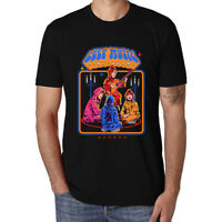 Cult Music Sing-Along Funny Men's black T-shirts Casual Short Sleeve Cotton Tops