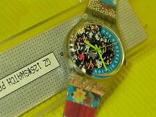 Swatch THE PEOPLE - GZ126 - NEU & OVP