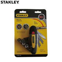 Stanley Multi tool 14 in 1 folding multifunction tool set