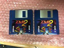 ZOOL 2-Commodore Amiga (1993) Disque Seulement