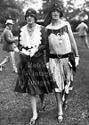 1924 Stylish Flashy Social Flappers New York City Photo Jazz Prohibition NYC
