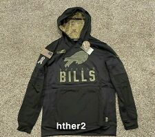 AUTHENTIC Nike 2020 Buffalo Bills Salute to Service Hoodie All Sizes IN HAND