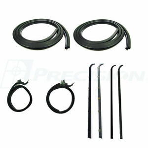 New Precision Weatherstripping Door Seal Kit / FOR 1983-92 FORD RANGER