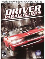 Driver: Parallel Lines PC Game