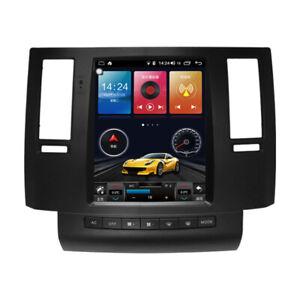 For Infiniti FX35 FX45 2003-2007 Android 7 Car Tesla Radio Navigation Carplay
