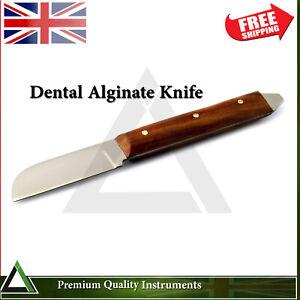Dental Alginate Plaster Knife Laboratory Technician Carvers Wax & Modeling