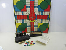 Vintage India Game- Board and Pieces