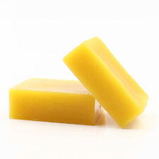 1Pc Organic Beeswax Blocks Cosmetic Grade Filtered Natural Pure Yellow Bees Wax