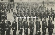 Ottoman Turkey, Roll Call of the Turkish Troops, Armed Soldiers (1915)