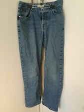 Calvin Klein Jeans Bootcut Button Fly Size 9 Pre-owned