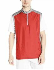 2016 adidas Club Wind Golf Vest X-large Power Red