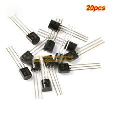 20pcs DIP Transistor C380 NPN 21high frequency amplifier 35V 0.03A TO-92