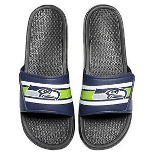 Seattle Seahawks Sneaker Slide Slipper Extra Large